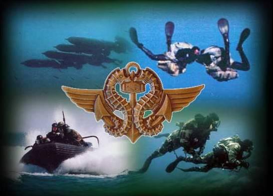 United States Navy SEALs   et l'équivalant Français Nageurs_combat